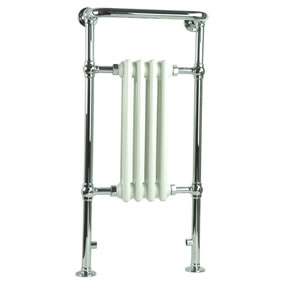 Buckingham 4 Column Towel Radiator