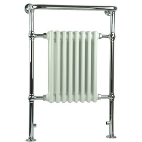 Buckingham 8 Column Towel Radiator